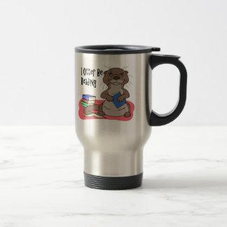 I Otter Be Reading Mugs