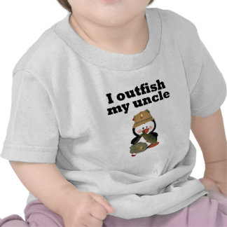 I outfish my uncle tshirts