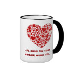 I pack am of any heart with you… coffee mugs