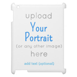 i PAD CASE - Add your image iPad Covers