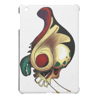 I.  Pad Cover Conk shell skull iPad Mini Cover