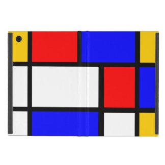 I pad mini Mondrian style Case For iPad Mini