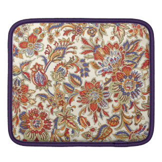 i pad sleeve with batik painting