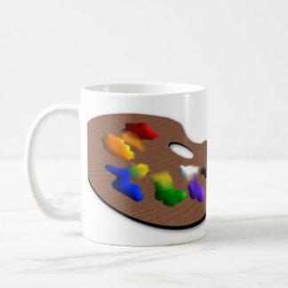 I Paint Classic White Coffee Mug