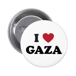 I palestino de Gaza del corazón Pin