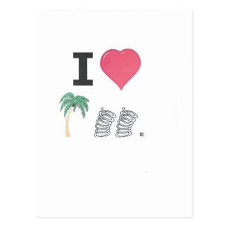I Palm Springs del corazón Postales
