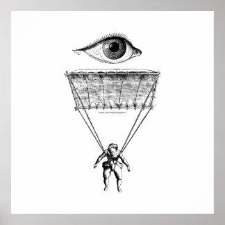 I Parachute Poster