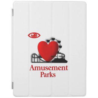 I parques de atracciones del corazón cover de iPad