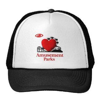 I parques de atracciones del corazón gorro de camionero