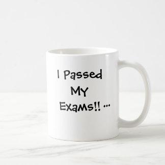 I Passed My Exams !! Exam Success Coffee Mug