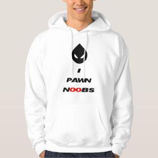 I-pawn-noobs Sweatshirt