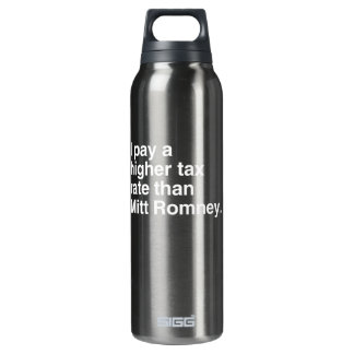 I pay a higher tax rate than Mitt Romney.png SIGG Thermo 0.5L Insulated Bottle