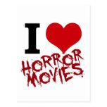 I películas de terror del corazón postal