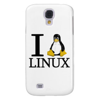 I Penguin Linux 2 Galaxy S4 Cases