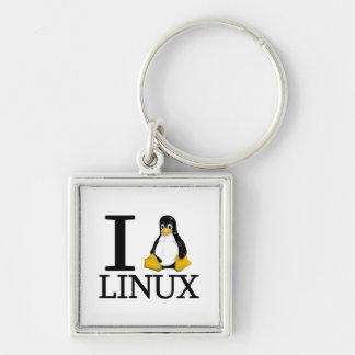 I Penguin Linux 2 Keychain
