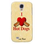 I perritos calientes del corazón