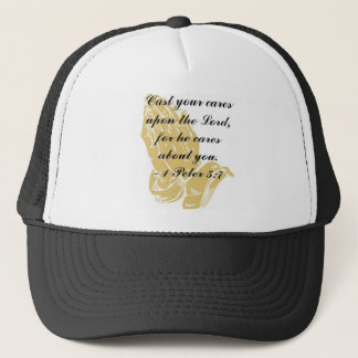 I Peter 5:7 Hat