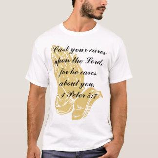 I Peter 5:7 Tshirt