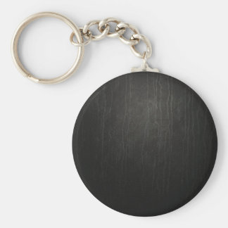 I phoe leather cover basic round button keychain