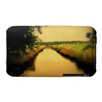 I Phone 3 Case Lowcountry Marsh Scene iPhone 3 Case