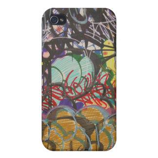 i phone 4 case by Ricouno graffiti wall iPhone 4/4S Case