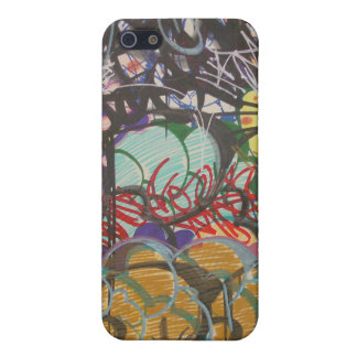 i phone 4 case by Ricouno graffiti wall iPhone 5/5S Cases