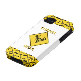 """i phone 4S case  """"Chaser Gear Pattern"""" Case-Mate iPhone 4 Covers"""