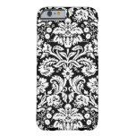i Phone 5 Black Damask Pattern iPhone 6 Case