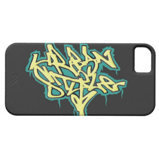 I Phone 5 Case Urban Style Graffiti