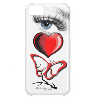 I Phone 5 Case with XpeirEnc Outdoors I Heart iPhone 5C Covers