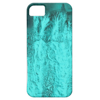 I-phone 5 Cover - Blue Ice iPhone 5 Covers