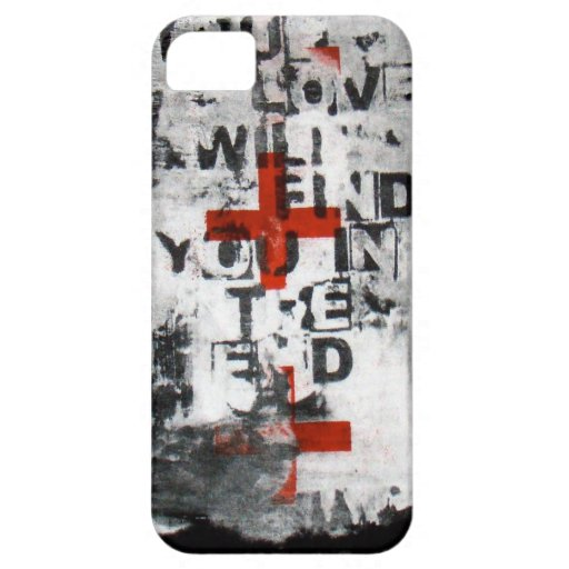 I Phone 5/I Phone 5S case  Contemporary Art iPhone 5 Cover