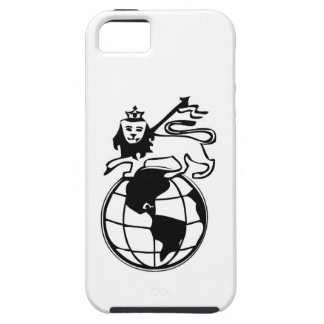 i-Phone 5-S Lion of Judah phone case