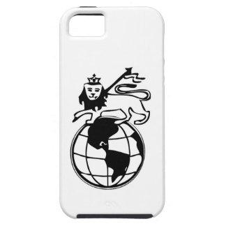 i-Phone 5-S Lion of Judah phone case