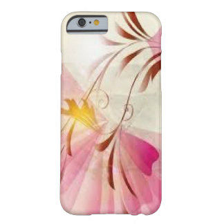 I Phone 6 case with floral design