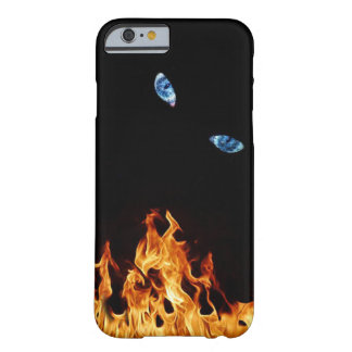 i phone 6 hülle con feuer tiker y augen funda de iPhone 6 barely there