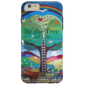 I Phone 6 Plus Cover - Be the Tree Tough iPhone 6 Plus Case