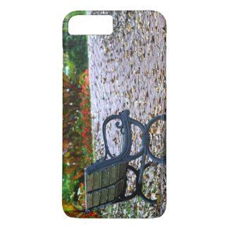 I-Phone 7 Lonely Park Bench iPhone 7 Plus Case