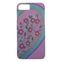 I Phone 8/7 Casing, , friendship flowers iPhone 8/7 Case