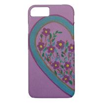 I Phone 8/7 Casing, , friendship flowers, left iPhone 8/7 Case