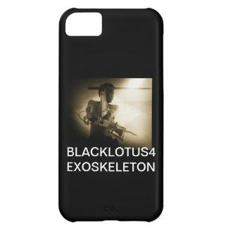 I PHONE BLACKLOTUS4 EXOSKELETON CASE iPhone 5C CASE