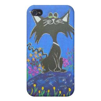 i phone case -Kool Kitty iPhone 4 Cover