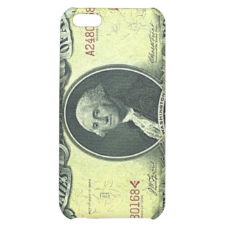 I-phone Case Vintage US Currency Photo iPhone 5C Covers