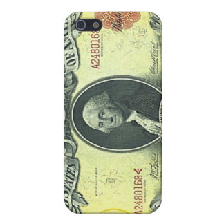 I-phone Case Vintage US Currency Photo iPhone 5 Case