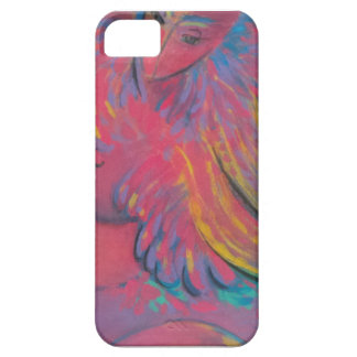 I phone case with abstract art