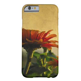 I-phone Grundge Golden Flower Nature Beauty Barely There iPhone 6 Case