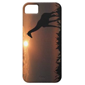 i-phone-jirafa hülle en sonnenuntergang