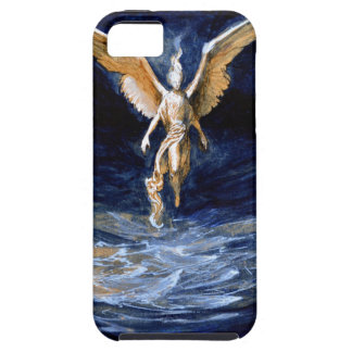 I-phone Rise From the Ocean iPhone SE/5/5s Case