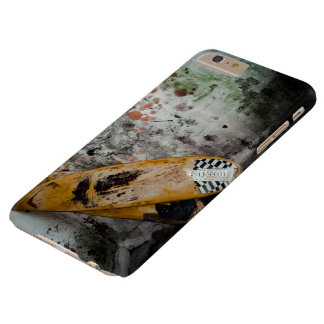 I phone S6 Protective Case Two Old Surfboards