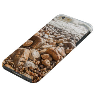 I Phone S6 Protective Case with Rocky Beach